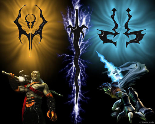 Screens Zimmer 8 angezeig: legacy of kain ps3