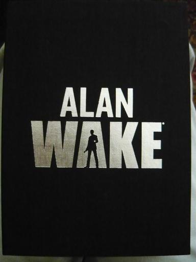 картинки alan wake