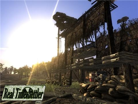 Fallout 3 - Real Time Settler - New Wave - мегамод для Fallout 3