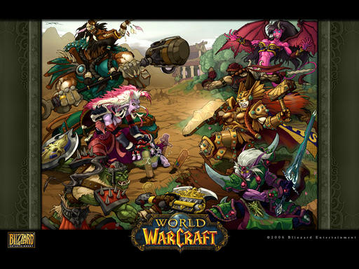 Blizzard отменит ежемесячную оплату для World of Warcraft?