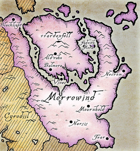 Elder Scrolls III: Morrowind, The - Бури Морровинда