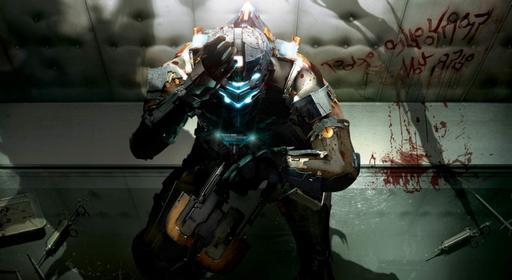 Dead Space -    Некроморфов много не бывает – EA анонсировала Dead Space: Ignition