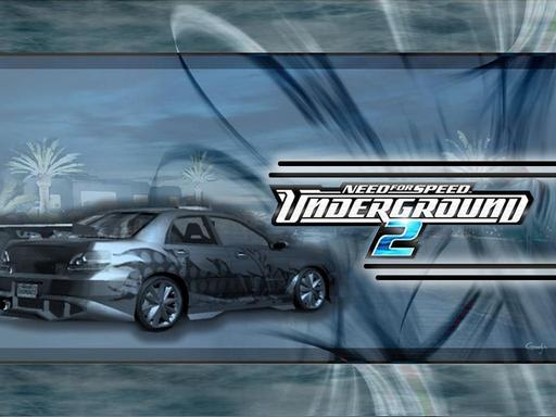 Need for Speed Underground 2 обзор
