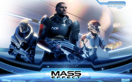 Mass Effect 2 - Эшли Уильямс (Ashley Williams) часть 2 Специально для Gamer.RU