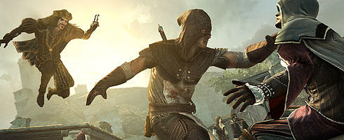 Assassin's Creed Brotherhood на Comic Conference