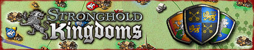 Stronghold Kingdoms - Начало Альфа 4
