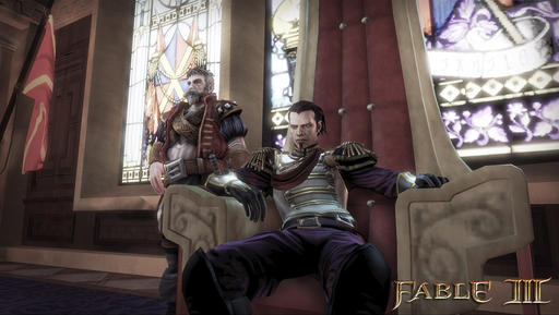 Fable III - ComicCon 2010: Fable III, новые кадры