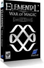 Elemental: War of Magic - Elemental: War of Magic. Limited Edition. Пост обновлен.