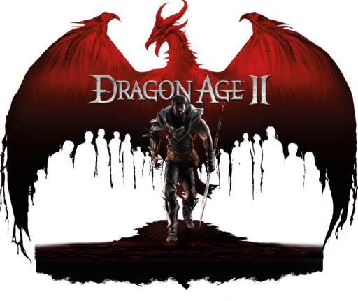 Dragon Age II - Новый арт Dragon Age II