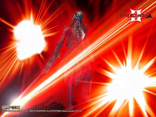 Devil May Cry 3: Dante's Awakening. Специальное издание - dmc3 motion capture