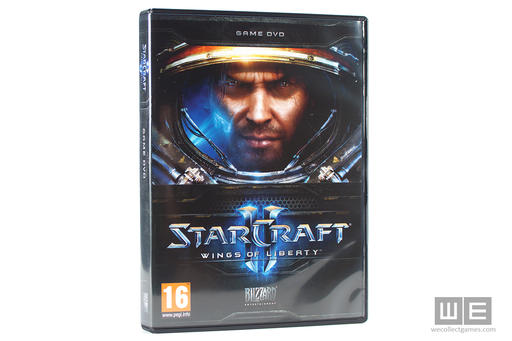 StarCraft II: Wings of Liberty - Обзор StarCraft 2 Collection Edition