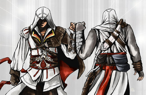 Assassin's Creed - Assassin's Creed. Записи убийцы