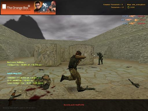 Half-Life: Counter-Strike - Почему же всё таки Counter-Strike?