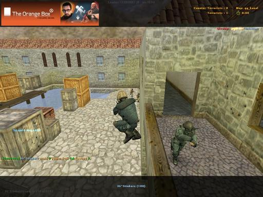 Half-Life: Counter-Strike - Почему же всё таки Counter-Strike?
