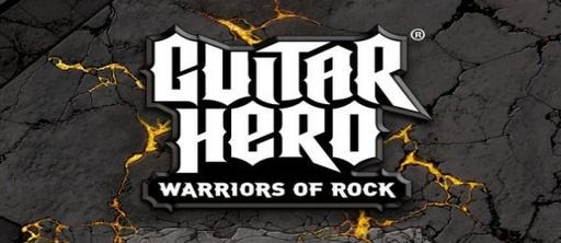 Трэклист Guitar Hero: Warriors of Rock