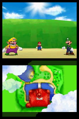 Игру Super Mario 64