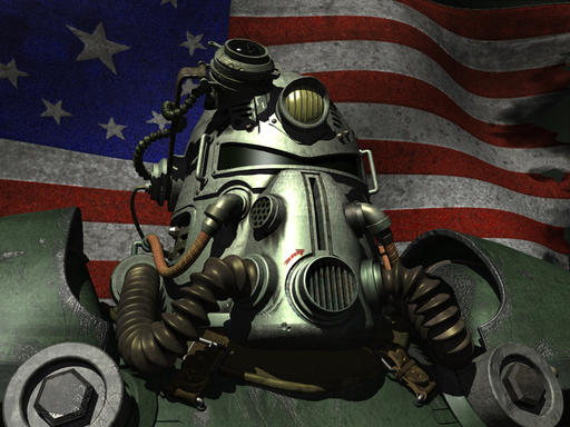Fallout: A Post Nuclear Role Playing Game - История игры: Fallout (часть первая)