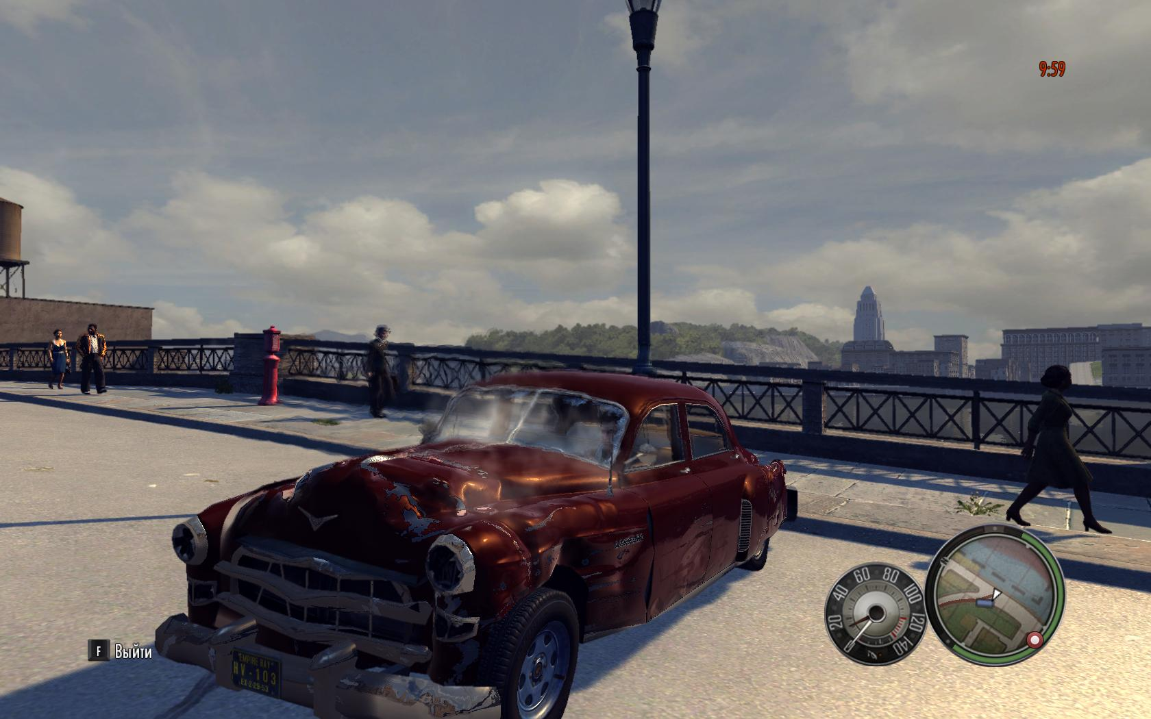 Скачать Mafia 2 Патч 3 / Update 3 - Gamecom - Игры и все что с