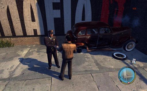 Mafia 2 - летающая машина жук . . В это тяжело поверить но если скачать fr