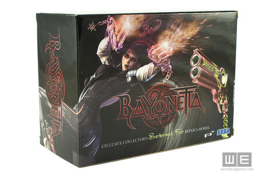 Обзор игры Bayonetta Scarborough Fair Replica Model для PS3