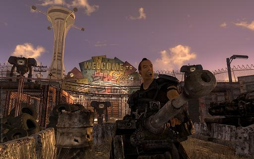 Fallout: New Vegas - Скриншоты (13.08.2010)