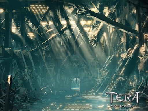 TERA: The Exiled Realm of Arborea - Трейлер TERA для Gamescom 2010 и новый арт