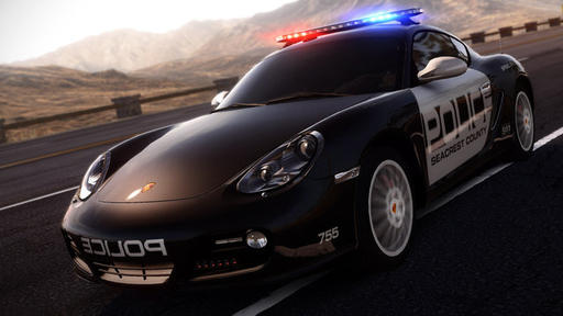 Need for Speed: Hot Pursuit - Limited Edition Trailer + скриншоты