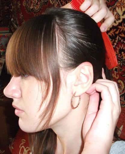 """Dragon Age: Начало - """"Лак для волос"""", или прическа а-ля Морриган"""