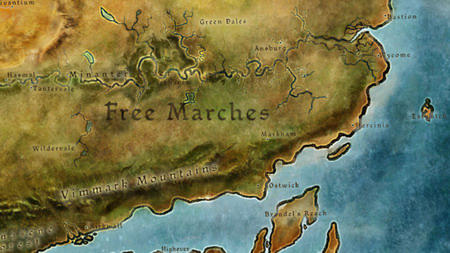 Dragon Age II - The Free Marches. Вольная Марка.