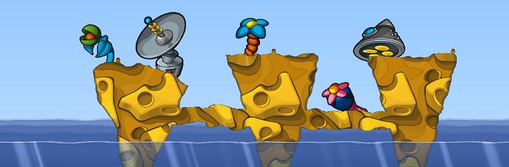 Как создать карту в worms 4 - Mojito-s.ru