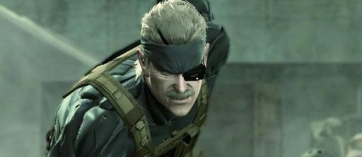 Биг Босс (Metal Gear) — Википедия