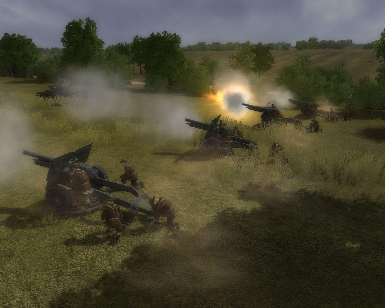 Скачать бесплатно игру про вторую мировую войну Искусство войны: Курская ду