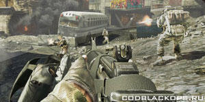 Показ Call of Duty: Black Ops для прессы