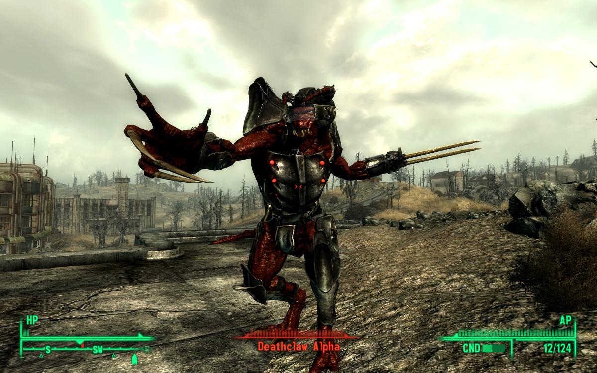 Игра fallout 3 мод заниматься сексом роботами