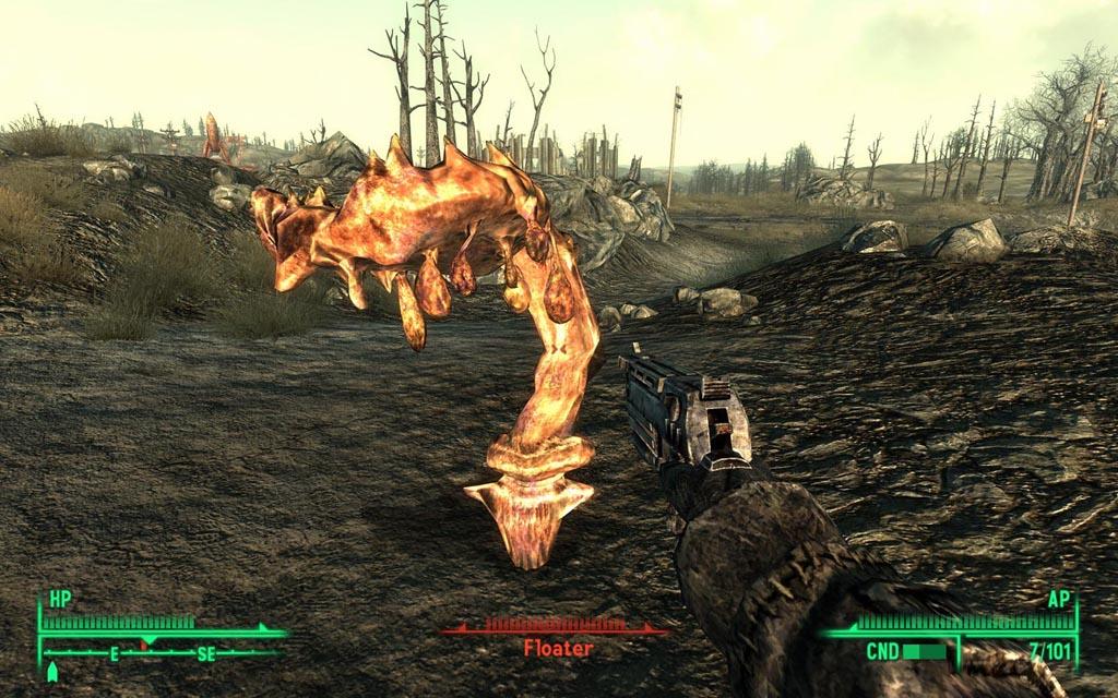 Fallout 3 занимание сексом