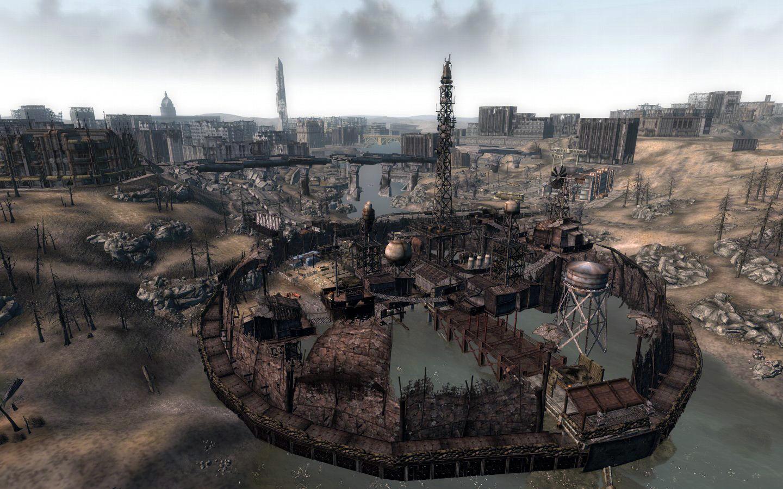Fallout 3 золотое издание скачать торрент бесплатно на пк.