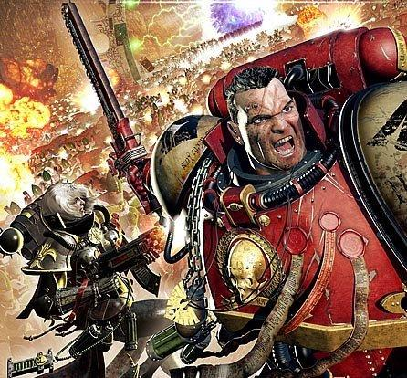Warhammer 40,000: Dawn of War - Blood Ravens (Кровавые Вороны)