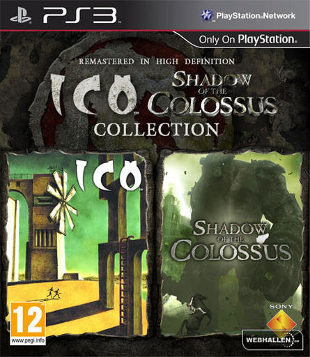 ICO / Shadow of the Colossus в HD - официально