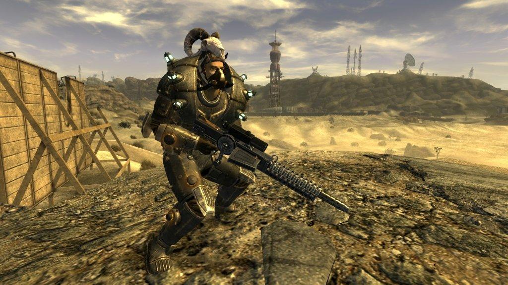 Fallout new vegas не запускается на windows 10 - 123b1
