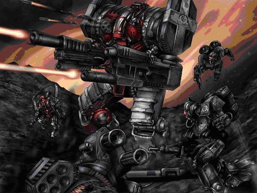 MechWarrior 4: Mercenaries - Вторжение Кланов во Внутреннюю Сферу