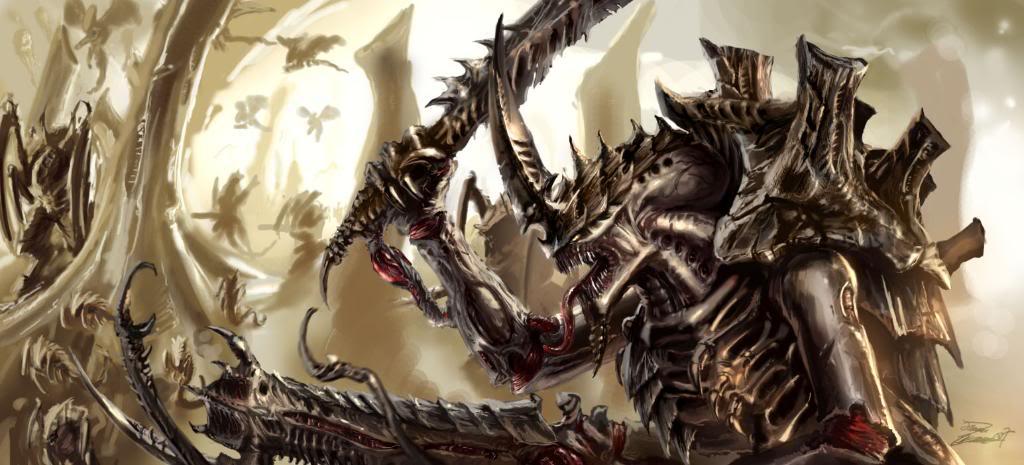 Warhammer40K как отдушина для европейской души Tiran_ulya