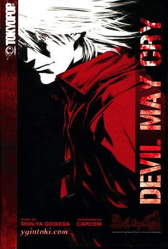 Devil May Cry Vol 1
