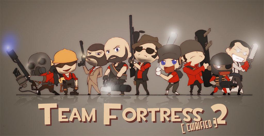 Скачать игру 2 (Тим Фортресс ) на русском бесплатно для ПК