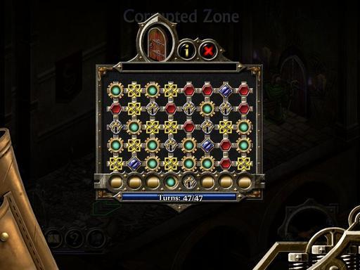 Puzzle Quest 2 - Puzzle Quest, четвертая попытка.