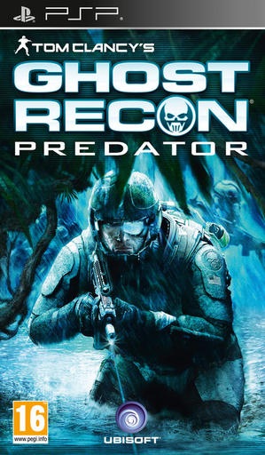 Tom Clancy's Ghost Recon: Future Soldier - Tom Clancy's Ghost Recon Predator:Бокс Арт