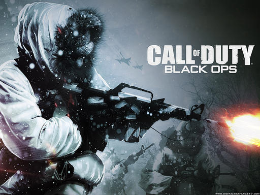 Обои Call of Duty Black Ops