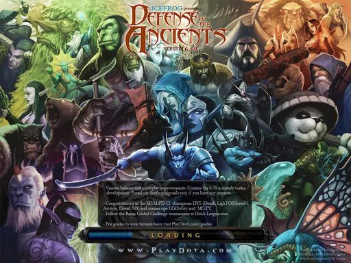 Warcraft Карту 3 Коридора
