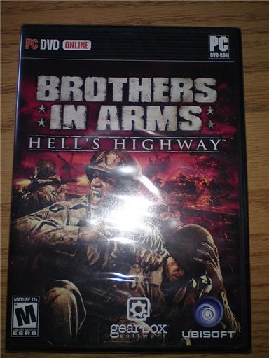 Brothers in Arms: Hell's Highway - Обзор Brothers in Arms: Hell's Highway Limited Edition (UK)