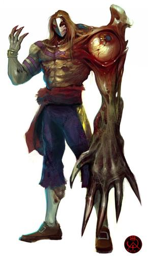 Street Fighter IV - Zombie Street Fighter