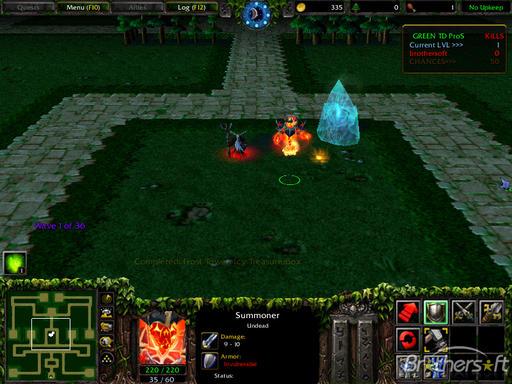 Карту Ewix Для Warcraft